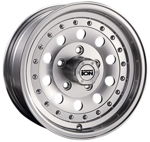 Ion Alloy Style 71 wheel with Machined Finish