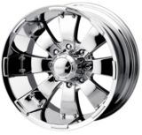 Mazzi Hulk 755 wheel with Chrome Finish | MAZZInull