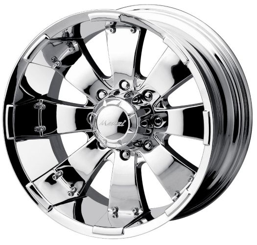 Mazzi Hulk 755 wheel with Chrome Finish