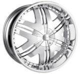 Jante DIP Phoenix D36, fini chrome | DIPnull