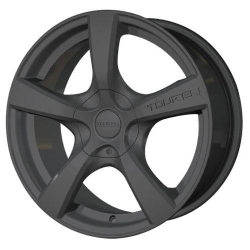 Touren TR9 Alloy Wheel, Matte Black Product image
