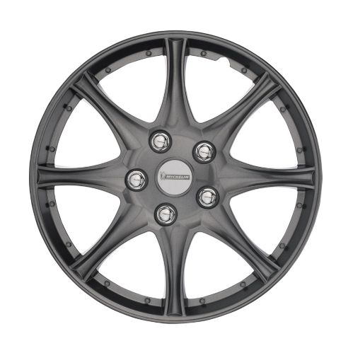 Michelin Gunmetal Wheel Cover KT976, 16-in, 2-pk Product image