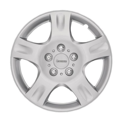 Michelin Silver/Lacquer Wheel Cover KT942, 16-in, 2-pk Product image