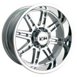 Ion Alloy Style 183 wheel with Chrome Finish | IONnull