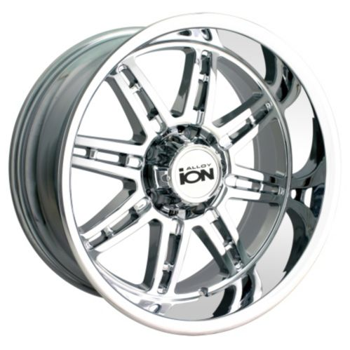 Ion Alloy Style 183 wheel with Chrome Finish Product image