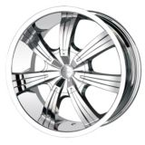 DIP Gunner D88 wheel with Chrome Finish | DIPnull