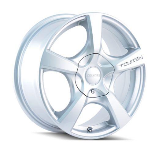 Touren TR9 Alloy Wheel, Hyper Silver
