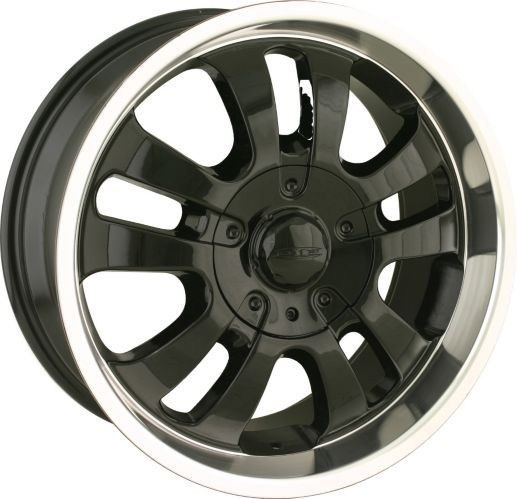 DIP D10 in Black with Machined Lip Product image