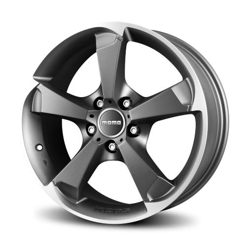 MOMO Drone Alloy Wheel, Matte Anthracite Product image