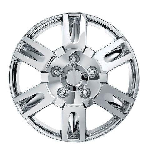 Enjoliveur de roue AutoTrends, 999, chromé, 17 po, paq. 2 Image de l'article