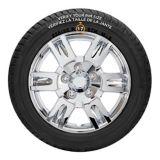 AutoTrends Wheel Cover, 999, Chrome, 17-in, 2-pk | AutoTrendsnull