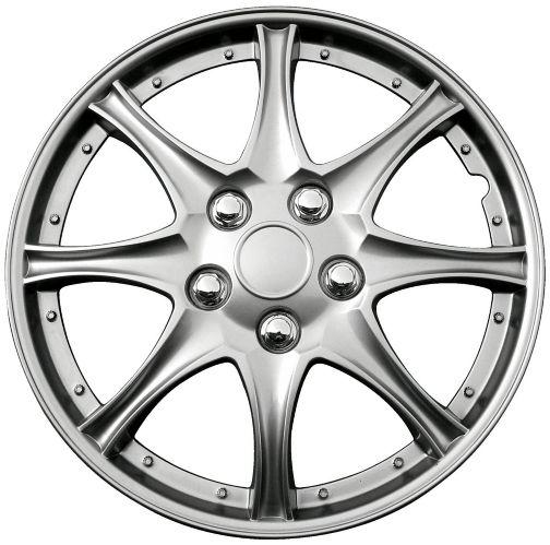 Wheel Cover, 976, Gun Metal, 16-in, 4-pk Product image