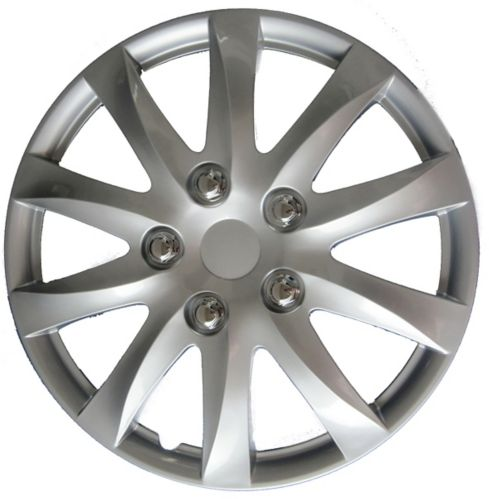 Wheel Cover, 1039, Silver, 14-in, 4-pk Product image