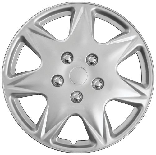 Enjoliveur de roue, 915, argent, 17 po, paq. 4 Image de l'article
