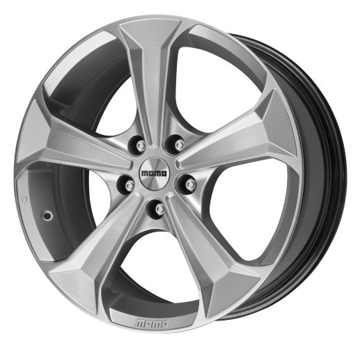 MOMO Sentry Alloy Wheel, Silver Product image