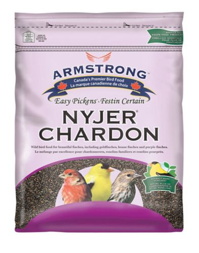 Armstrong Nyjer Bird Seed, 6.8-kg