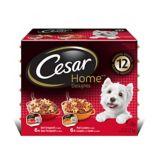 Nourriture Cesar Home Delights de saveurs variées, paq. 12 | Cesar Bistronull
