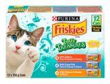 Nourriture humide pour chats Whiskas Friskies Savoureux trésors, paq. 12 | Friskiesnull