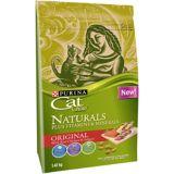 Nourriture sèche pour chats Purina Cat Chow Naturel avec vitamines et minéraux, poulet et saumon véritables, 1,4 kg | Chownull