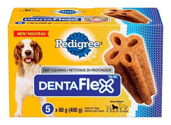 Pedigree Dentaflex Multipacks for Medium Dogs Product image