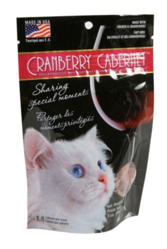Cranberry Cabernet Cat Treats