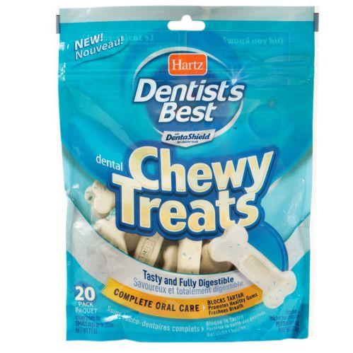 Hartz Dentists Best Chewy Treats, 20-pk Product image