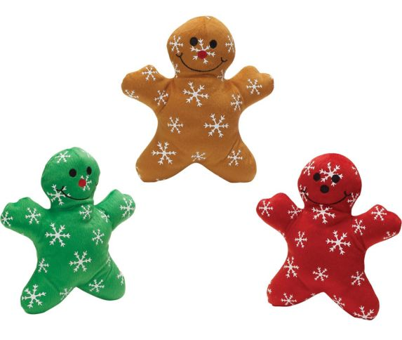 Gingerbread Dog Toy Product image