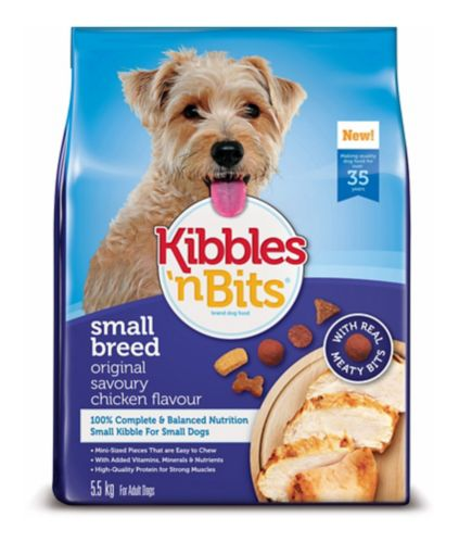 Kibbles & Bits Small Breed, 6-kg Product image