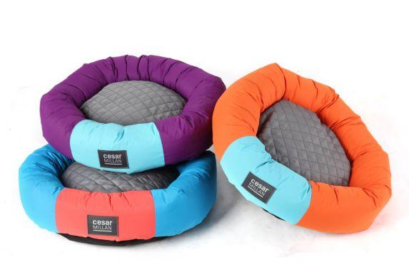 Cesar Millan Round Pet Bed