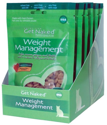 Gâteries contrôle du poids Get Naked