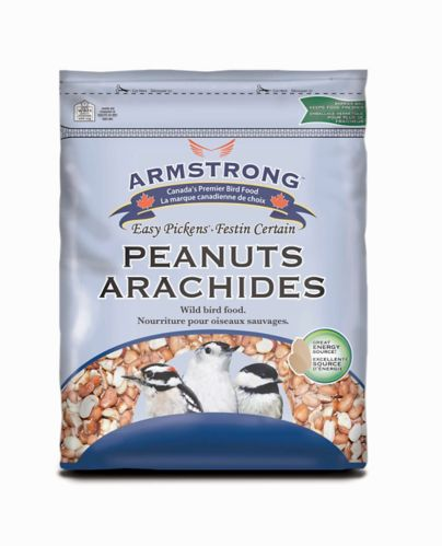 Armstrong Easy Pickens Peanuts Bird Feed, 3.6-kg Product image