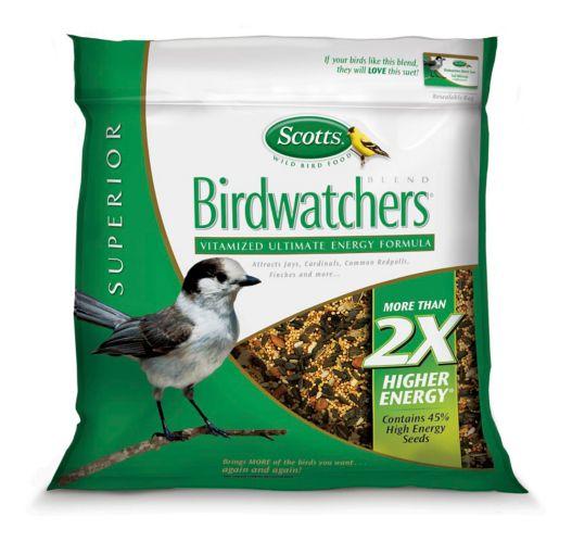 Scotts Birdwatcher's Bird Seed Blend, 3.6-kg