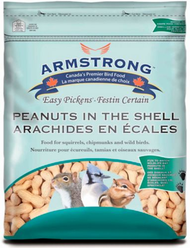 Armstrong Easy Pickens Peanuts-in-Shell, 2.7-kg Product image