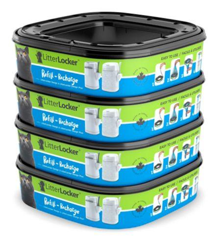 Litter Locker Eco Refill, 4-pk Product image