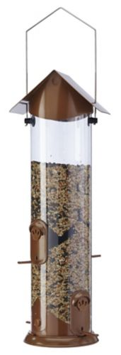 Nature's Way Wide Deluxe Bird Tube Feeder Product image