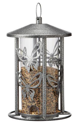Mangeoire Heath, motif papillons Image de l'article
