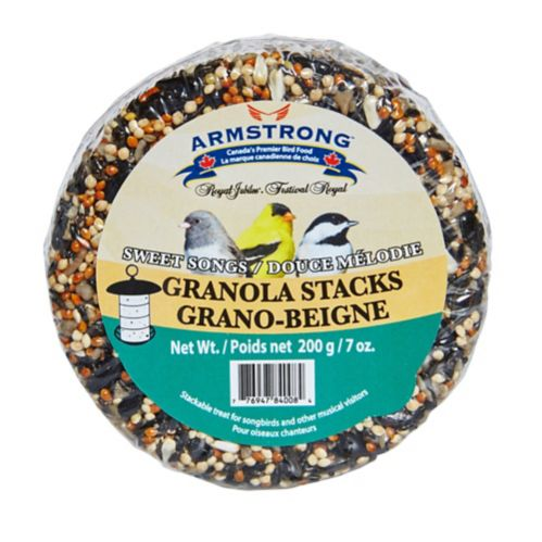 Royal Jubilee Sweet Songs Granola Stack, 220-g Product image