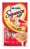 Nourriture pour chats Delectables Squeeze Ups au poulet, 4 unités | Hartznull