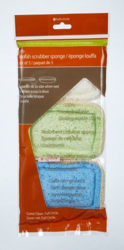 Flip Loofah Scrubber Product image