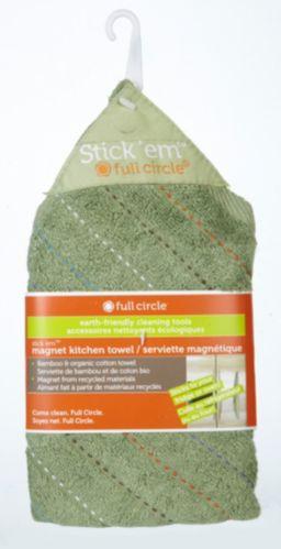 Chiffon magnétique Stick'em pour la cuisine