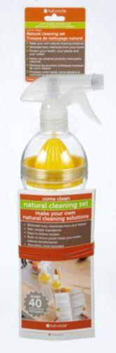 Vaporisateur de solutions écologiques Come Clean