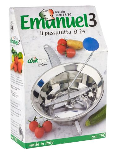Emanuel Stainless Steel Vegetable Mill Product image