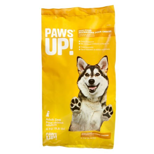 PAWS UP! Chicken Dog Food, 4-kg Product image