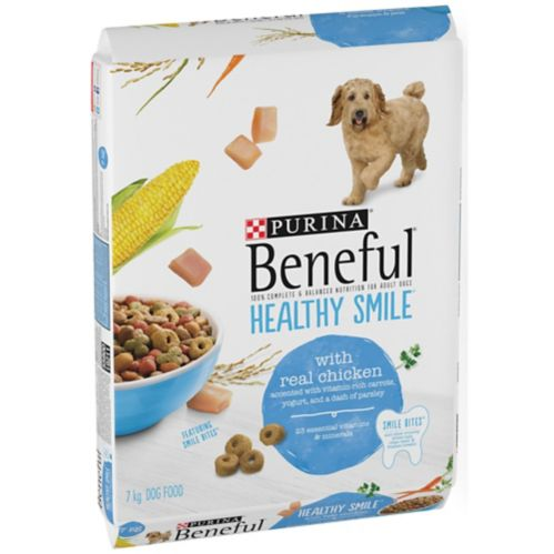 Purina® Beneful® Healthy Smile™ Dog Food, 7-kg Product image