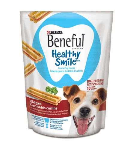 Beneful Healthy Smile Ridges, 209 g Product image