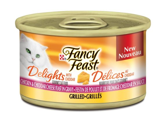 Fancy Feast Chicken & Cheese Delights, 85 g