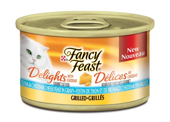 Fancy Feast Tuna & Cheese Delights, 85 g Product image