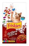 Nourriture sèche pour chats Friskies Grillades tendres et croquantes, 1,4 kg | Friskiesnull