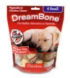 Os à mâcher DreamBone, légumes et poulet, paq. 6 | DreamBonenull
