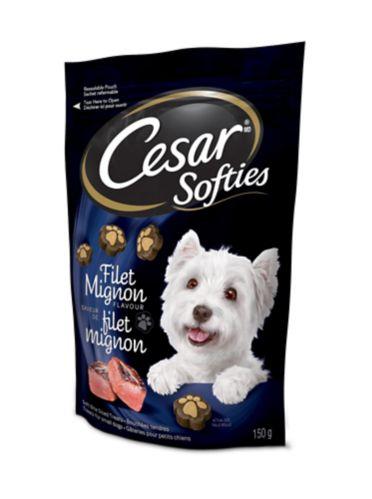 Gâteries Cesar Softies, chien, 150 g Image de l'article